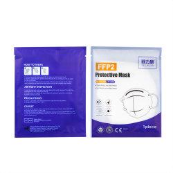 Antivirus Wholesale Distributor Non Woven 5 Ply N95 FFP2 KN95 Ear Loop Sport Nose Protective Disposable Respirator Face Mask