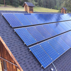 3kw 5kw off Grid Hybrid Solar Power System Solar Energy Panel System for Home Price 3000W 5000W with Battery