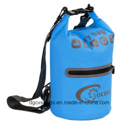 500d PVC Collapsible Roll Top Compression Dry Waterproof Dry Bag