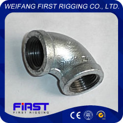 Galvanized Malleable Iron Pipe Fitting-2, Long Sweep Bends