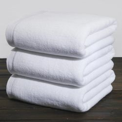 Hotel Collection 100 Cotton White Color Kitchen Towel Jrd014