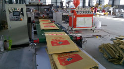 China Wholesale PP Laminated Paper Plastic Bag Pouch Making Machine