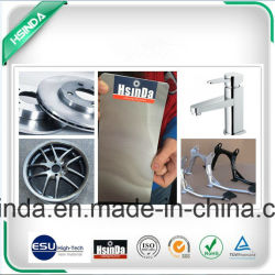Nickel Chrome Shiny Silver Color Powder Coating