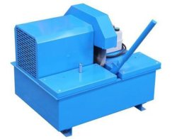 Dm350 and Qg51 Hydraulic Rubber Hose Cutting Machine for Hose Assembly Usage