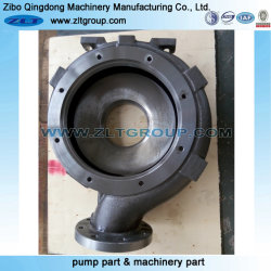 Centrifugal ANSI Chemical Goulds 3196 Pump Casting Part
