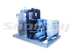 Best Quality Slurry Ice Machine for Ocean Fishery 35t/D
