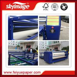 Sublimation Oil Drum Heat Transfer Machine for for Sportswear 600*1700mm