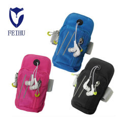 Running Mobile Arm Pack for Outdoor Sports, Male and Female Arm with Arm Cover Manufacturer Customized Logo Arm Pack