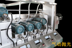 Glass Straight Line Double Edging Machine
