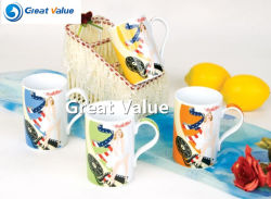 Wholesale 10oz Ceramic Cake Cup