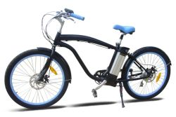 Chinese 26inch 36V Man Beach Cruiser Bike Snow Bike