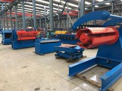 Decoiler Slitter Recoiler Roll Forming Machine