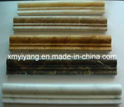 Stone Marble/Limestone/Granite Liner, Linears, Chair Rail, Cornice,