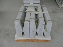 G623 Granite Wall Caps for Hot Sale