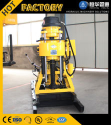 Small Water Well Drilling Rig Machine