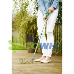 Long-Handled Garden Weeder Tool