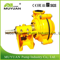 Centrifugal Heavy Duty Mineral Concentrator Cyclone Feed Slurry Pump