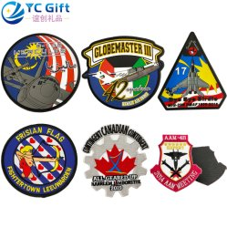 China Military Patches Velcro, Military Patches Velcro