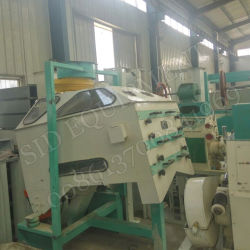 50tpd Complete Rice Mill Sets for Sale