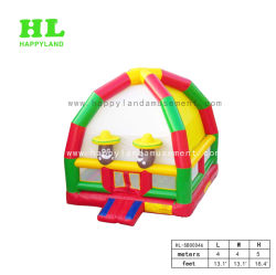 Amusement Park Bounce House Kids Inflatable Jumping House