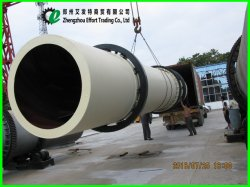 Good Performance Coal Slurry Rotary Dryer, Coal Slime Dryer