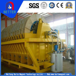 Ce Ceramics Vacuum/Fuel/Mining Filter for Slurry Materials Dewatering (Lowenergy Consumption)
