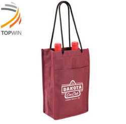 Customized Paper Material Shopping Bag for Promotion Use