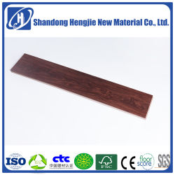 High Quality 9.5mm Thickness Wholesale Wood Grain WPC Vinyl Plank