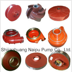 Spare and Wear Sand Casing Parts for Ah Hh M L Sp Af G Slurry Sand Pumps