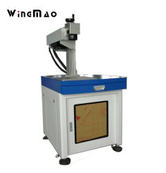 High Speed 355nm UV Laser Marking Machine for Glass, Bottle