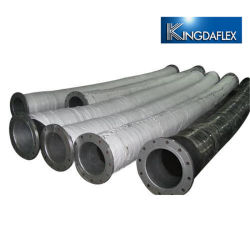 Flanged Water/Sand Suction and Discharge Abrasion Hose