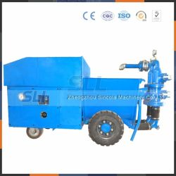 Multifunctional Cement Pump Machine Sand Suction Pump
