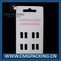 Fashion Jewelry Printed Packing Headdress Display Cardboard (CMG-108)