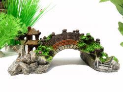 Resin Arch Bridge Aquarium Fish Tank Decoration