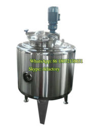 High Speed Mixing Tank Stainless Steel Mixing Tank with High Speed