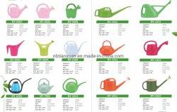 Plastic Garden Watering Kettles/Watering Jug/Watering Can