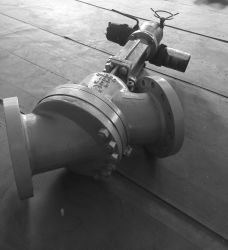 Y Type Slurry Valve for Mining Industry