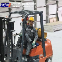 Overseas Service Drywall Gypsum Plaster Board Machinery ISO Certificate