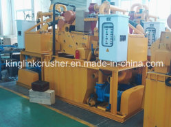 Desander for Slurry Processing