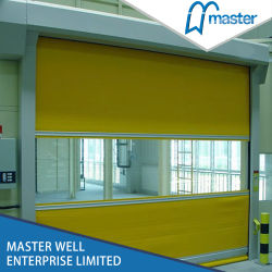 Automatic Durable PVC Fast Speed/Rapid/High Speed Doors & China High Speed Doors High Speed Doors Manufacturers Suppliers ...