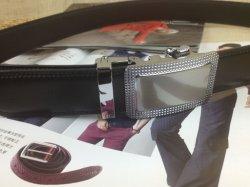 93bb6fd32 Cow Leather Ratchet Belts for Men (HC-140511) · China Manufacturer ...
