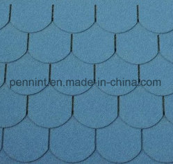 Cheap Fish Scale Bitumen Sheets/Colorful Asphalt Shingles
