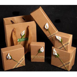 Wholesale Jewelry Gift Boxes Bag Necklace Bracelet Ring Storage Display Case