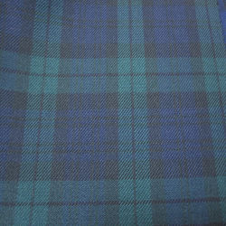 Worsted Check Wool Plaid Fabric, Tartan Check Plaid Fabric, Checked Suiting Fabric