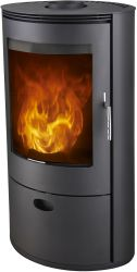 European Style 8kw Wood Heater Made in China