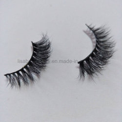 Private label 3D Multi-Layered Mink Lashes Wholesale Eyelash