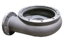 High Chromium Steel Alloy Resin Sand Casting Industrial Centrifugal Slurry Pump Body Oil Pump Parts Pump