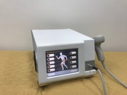 Eswt Physiotherapy Equipment for Sports Injury Medical Massage