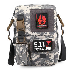 Factory Price Wholesale Durable Military Tactical Chest-Bags Sling Shoulder Bag