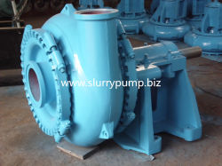 Suction Centrifugal Sludge Dredging Gravel Sand Slurry Pump